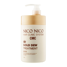 Маска для волос NICO NICO Gold Dew Treatment  с экстрактом золота